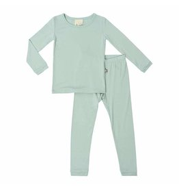 Kyte Baby Kyte Bamboo Toddler PJ Set - Sage