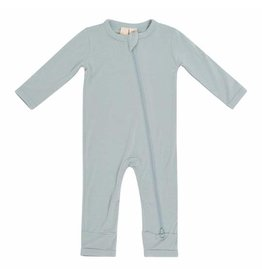 Kyte Baby Kyte Baby Bamboo Zippered Romper - Sage