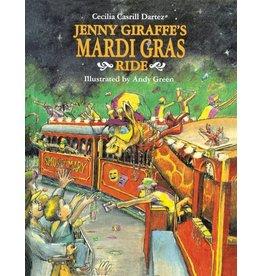 Books Jenny Giraffe's Mardi Gras Ride (paperback)