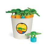 Jack Rabbit Creations Alligator Push Puppets