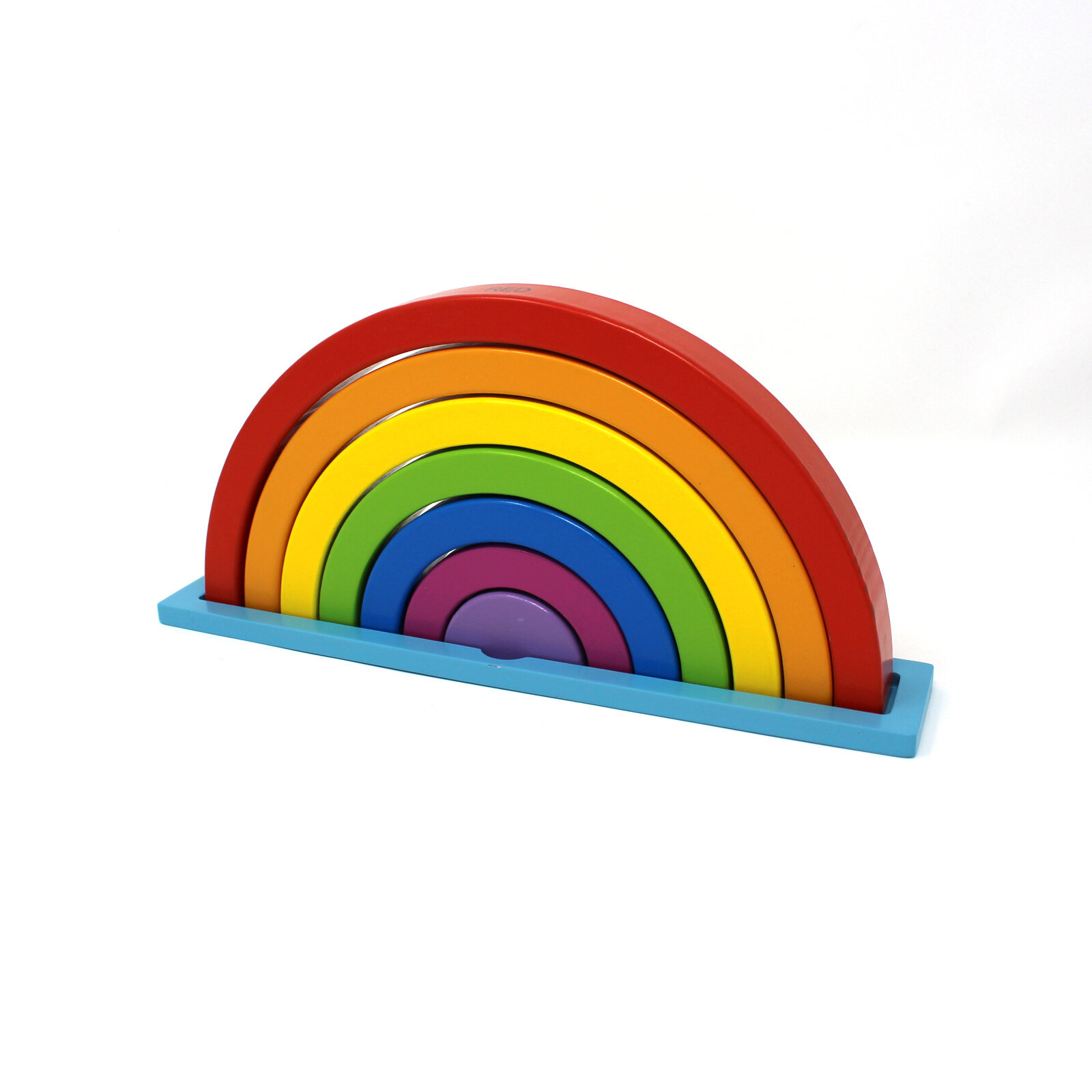 Jack Rabbit Creations Magical Rainbow Puzzle
