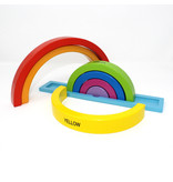 Jack Rabbit Creations Magical Rainbow Puzzle