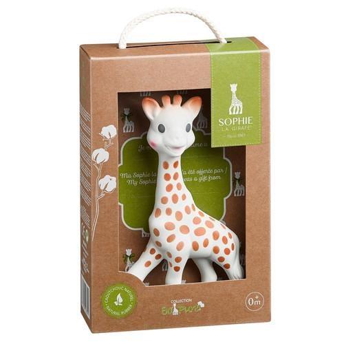 Calisson Sophie la Girafe Teething Toy (So'pure Box)