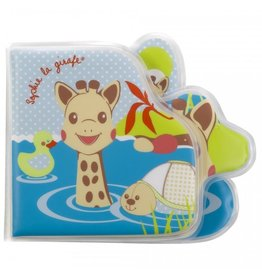 Calisson Sophie la Girafe Bath Book