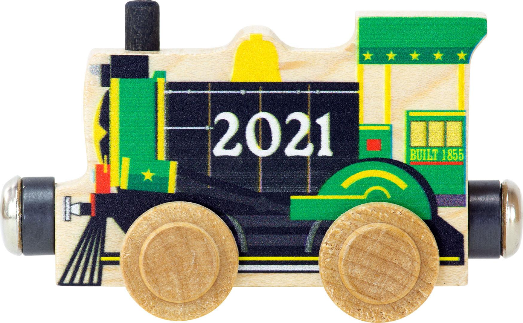 Maple Landmark Name Train 2021 Engine