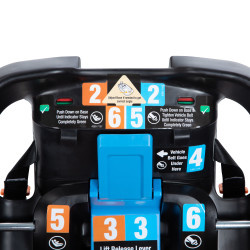 Maxi-Cosi Maxi-Cosi Coral XP Infant Car Seat Base