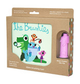The Brushies The Brushies Book with Brushie