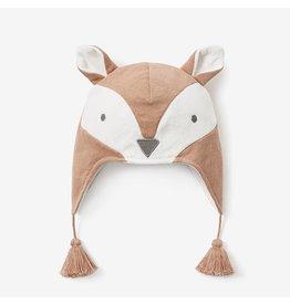 Elegant Baby Fox Aviator Knit Baby Hat (0-12 mo)