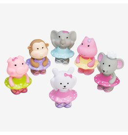 Elegant Baby Ballet Party Squirtie Baby Bath Toys