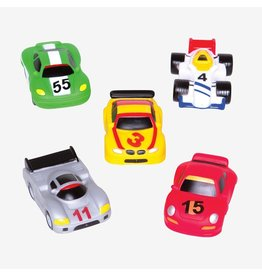 Elegant Baby Race Car Party Squirtie Baby Bath Toys
