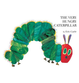 Books The Very Hungry Caterpillar board book
