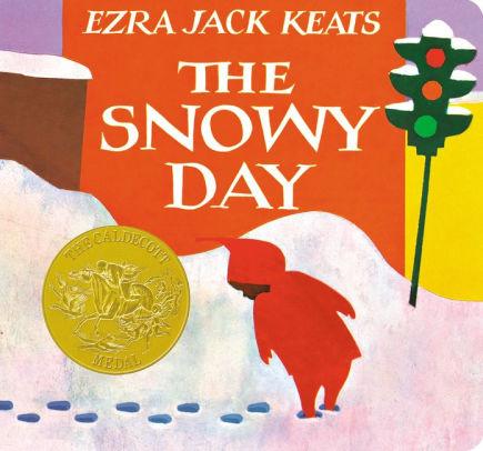 Books The Snowy Day board book