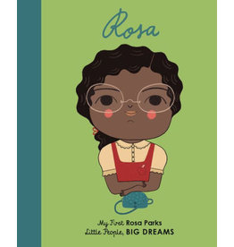 Books My First Rosa Parks (Little People, BIG DREAMS) board book