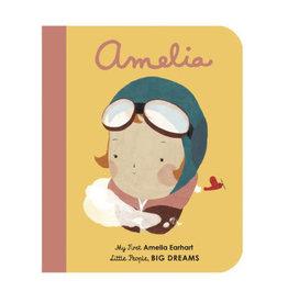 Books My First Amelia Earhart (Little People, BIG DREAMS) board book
