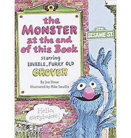 Books The Monster at the End of This Book (board book)