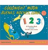 Books Goodnight Moon 123/Buenas Noches Luna board book