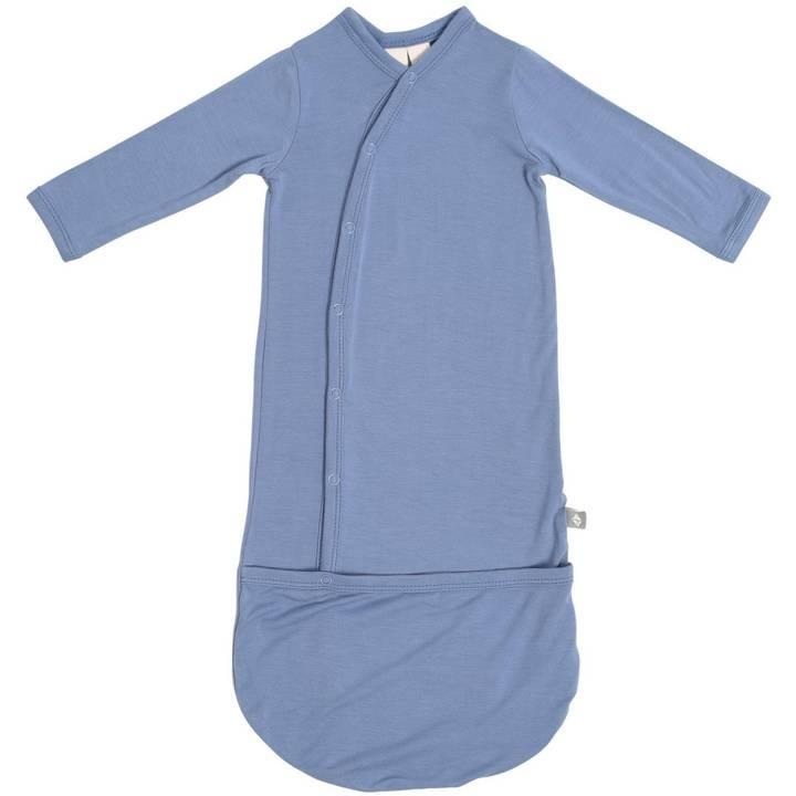 Kyte Baby Kyte Bamboo Bundler Sleeper Gown - Slate