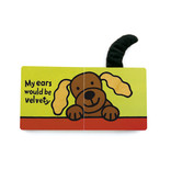 Jellycat If I Were a Puppy - Touch and Feel Board Book