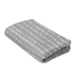 4moms 4moms breeze waterproof playard sheet - grey beads