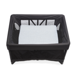 4moms 4moms breeze plus waterproof bassinet sheet - grey beads