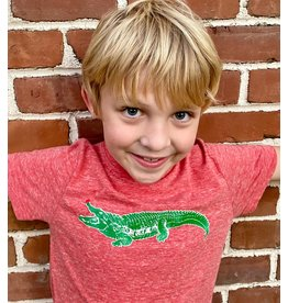 Two Sprouts Rudolph Gator Tshirt
