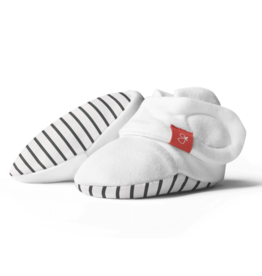 goumikids goumi Organic Boots - Stripe Gray (3-6 mo)