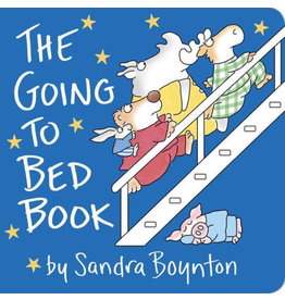 Books The Going to Bed Book