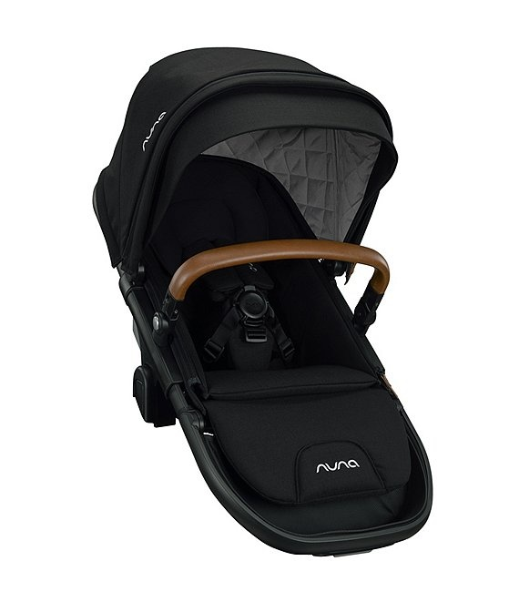 Nuna Nuna DEMI grow sibling seat + magnetic buckle + raincover