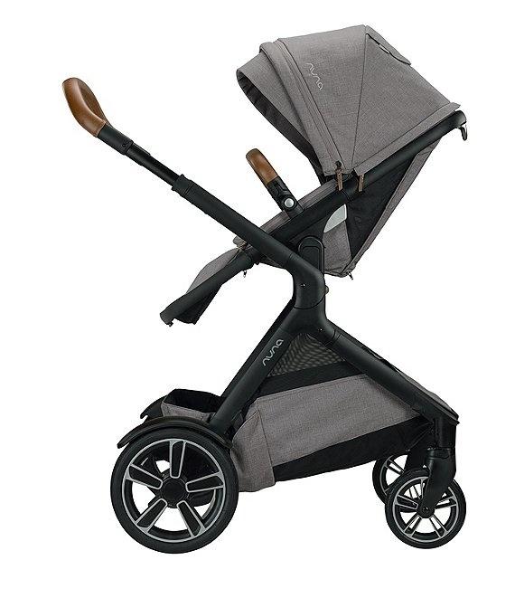 Nuna Nuna DEMI Grow Stroller with Magnetic Belt Clip + Adapters + Rain Cover