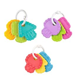 Re-Play Re-Play Teething Keys Toy - bpa free recycled plastic