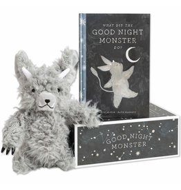 Compendium Good Night Monster - A Storybook and Plush