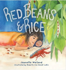 Books Red Beans & Rice Hardcover Book