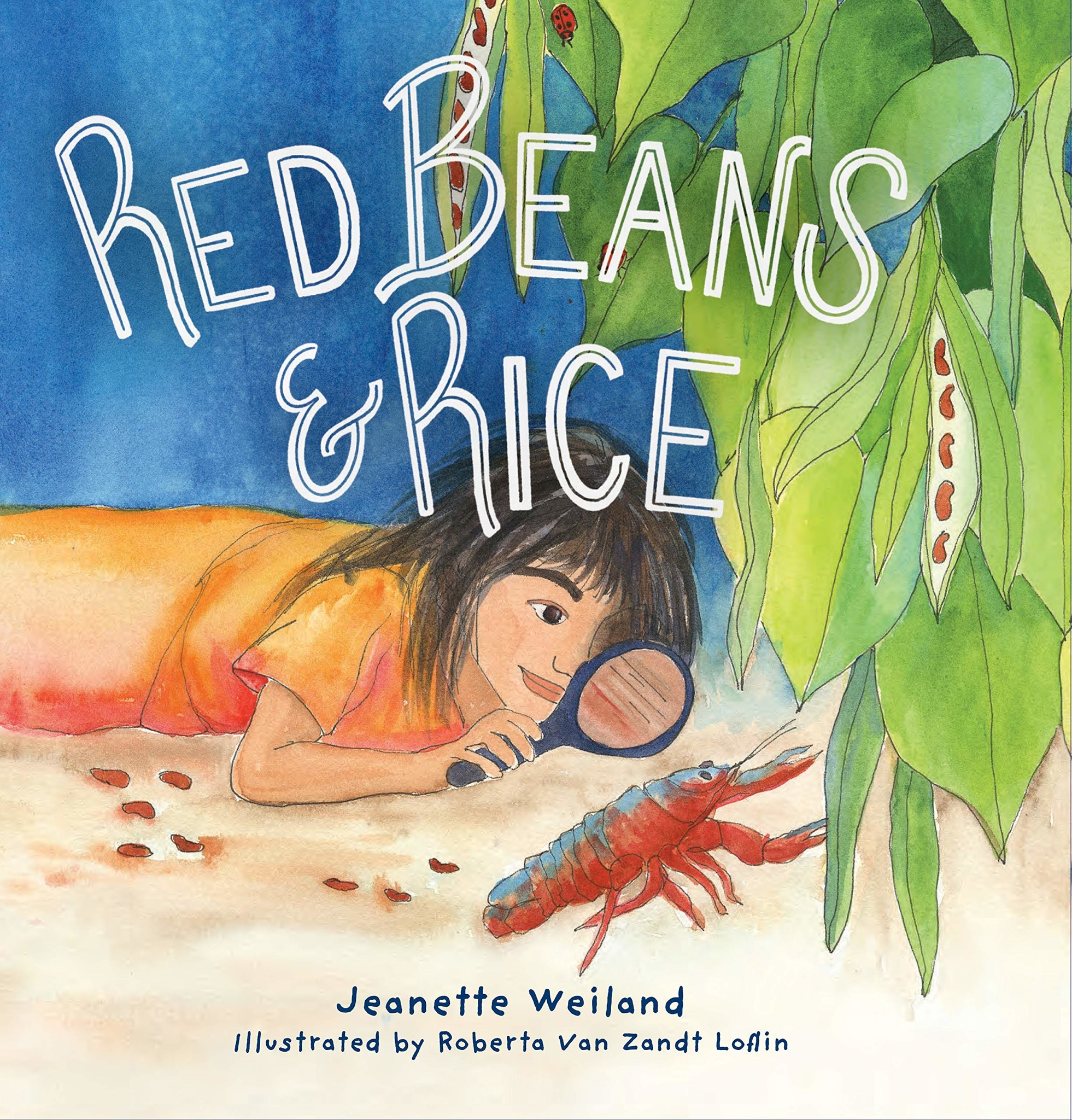 Books Red Beans & Rice (Hardcover)