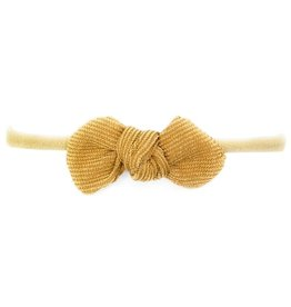 Baby Wisp Corduroy Knot Baby Headband