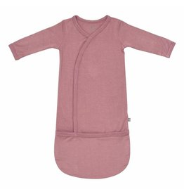 Kyte Baby Kyte Bamboo Bundler Sleeper Gown - Mulberry