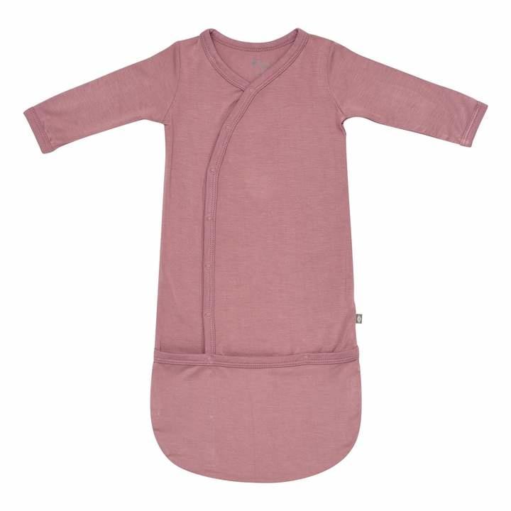 Kyte Baby Kyte Bamboo Bundler Sleeper Gown - Mulberry