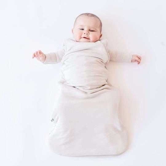 Kyte Baby Kyte Baby Bamboo Sleep Bag 1.0 TOG - Oat