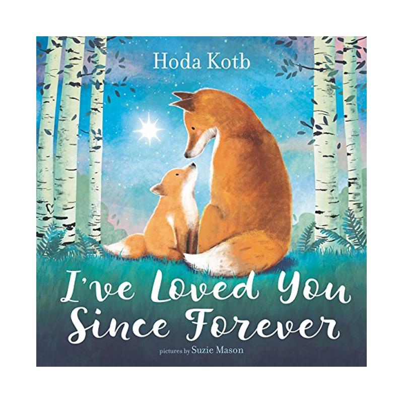 Books I've Loved You Since Forever by Hoda Kotb - Board Book