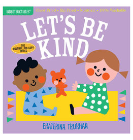Indestructibles Baby Books Indestructibles: Let's Be Kind Book
