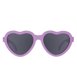 Babiators Babiators Ooh La Lavender Heart Shaped Sunglasses (Limited Edition)