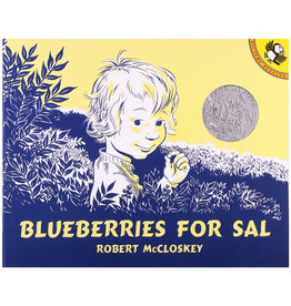 Books Blueberries for Sal Story Book