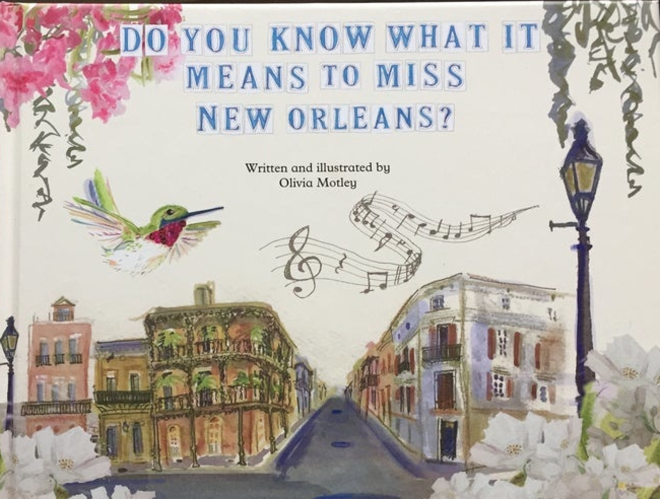 Books Do You Know What it Means to Miss New Orleans? hardcover book