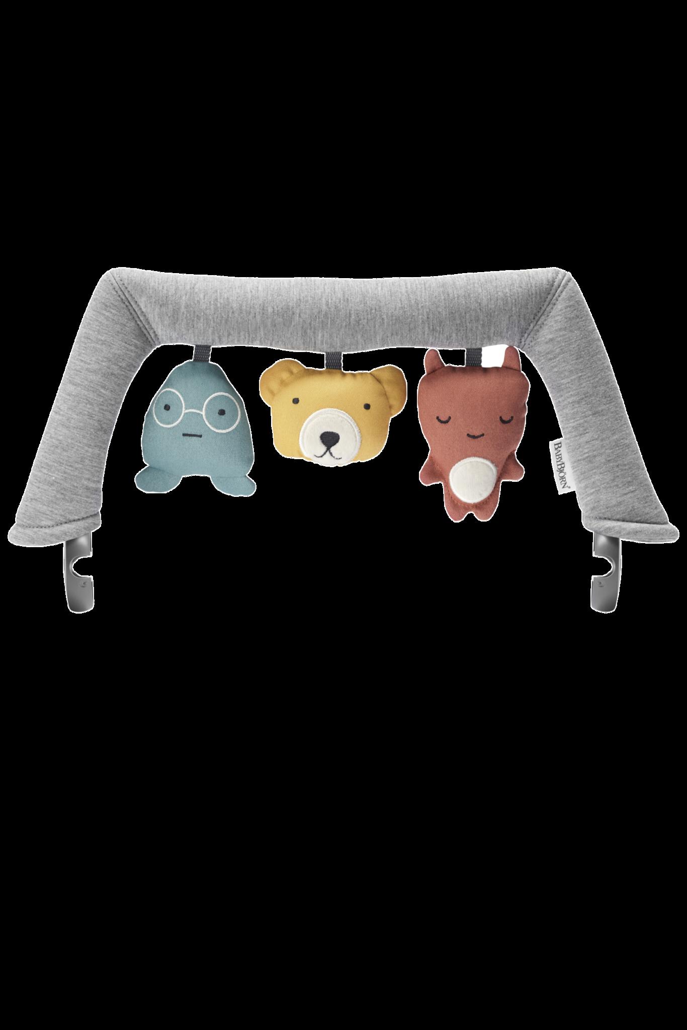 BabyBjorn BabyBjorn Bouncer Soft Friends Toy