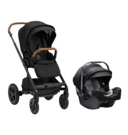 Nuna Nuna MIXX Next with Magnetic Buckle + Pipa RX Travel System