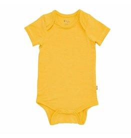 Kyte Baby Kyte Baby Bamboo Onesie - Pineapple