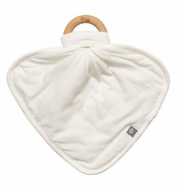 Kyte Baby Kyte Bamboo Lovey Blanket with Removable Wooden Teether