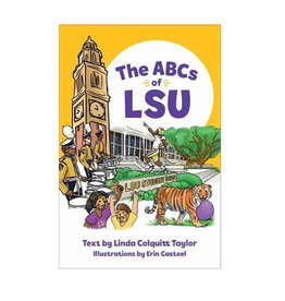 Books The ABCs of LSU Book