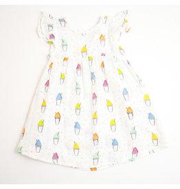 Nola Tawk Snowball Organic Muslin Dress