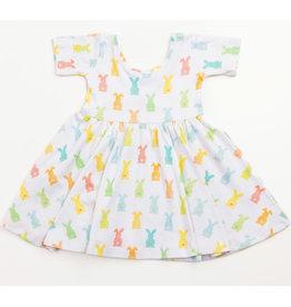 Nola Tawk Somebunny Loves You Organic Cotton Dress
