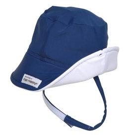 Flap Happy UPF 50+ Fun in the Sun Swim Hat  Nautical